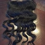 RAW CURLY LACE CLOSURE